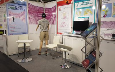 Zebra Data exhibits at worldwide conferences