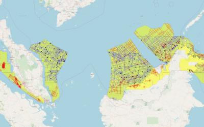 PETRONAS Regional Data Repository – More Data Recently Added